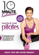 10 Minute Solution: Tighten & Tone Pilates Movie
