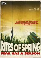 Rites Of Spring Movie