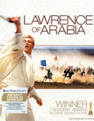 Lawrence Of Arabia (Blu-ray + UltraViolet) Blu-ray