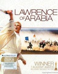 Lawrence Of Arabia (Blu-ray + UltraViolet) Blu-ray