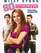 So Undercover Blu-ray