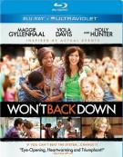 Wont Back Down (Blu-ray + UltraViolet) Blu-ray