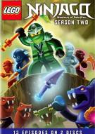 LEGO Ninjago: Masters Of Spinjitzu - Season Two Movie