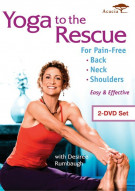 Yoga To The Rescue For Pain Free Back, Neck And Shoulders Movie