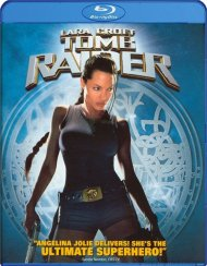 Lara Croft: Tomb Raider Blu-ray