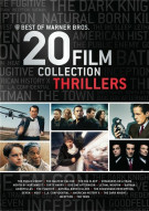 Best Of Warner Bros.: 20 Film Collection - Thrillers Movie