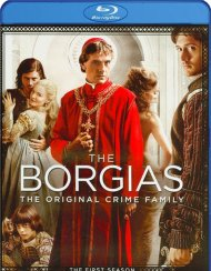 Borgias, The: The Complete Series Blu-ray