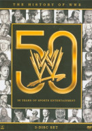 WWE: History Of The WWE - 50 Years Of Sports Entertainment Movie