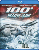100 Below Zero Blu-ray