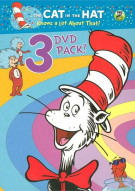 Cat In The Hat, The: 3-Pack Movie