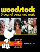 Woodstock: 40th Anniversary Limited Edition Revisited Blu-ray