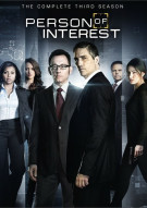 Person Of Interest: The Complete Third Season Movie