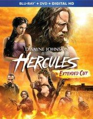 Hercules: Extended Cut (Blu-ray + DVD + UltraViolet) Blu-ray