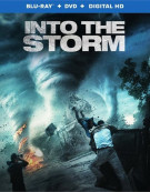 Into The Storm (Blu-ray + DVD + Digital HD + Ultra Violet) Blu-ray