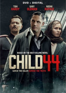Child 44 (DVD + UltraViolet) Movie