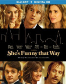 Shes Funny That Way (Blu-ray + UltraViolet) Blu-ray