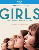 Girls: The Complete Fourth Season (Blu-ray + UltraViolet) Blu-ray