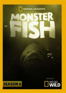 National Geographic: Monster Fish: Season Six Movie