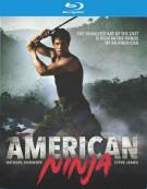 American Ninja  Blu-ray