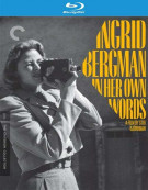 Ingrid Bergman In Her Own Words Blu-ray