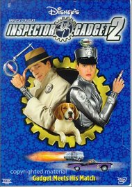 Inspector Gadget 2 Movie