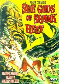 She Gods Of Shark Reef (Alpha) Movie