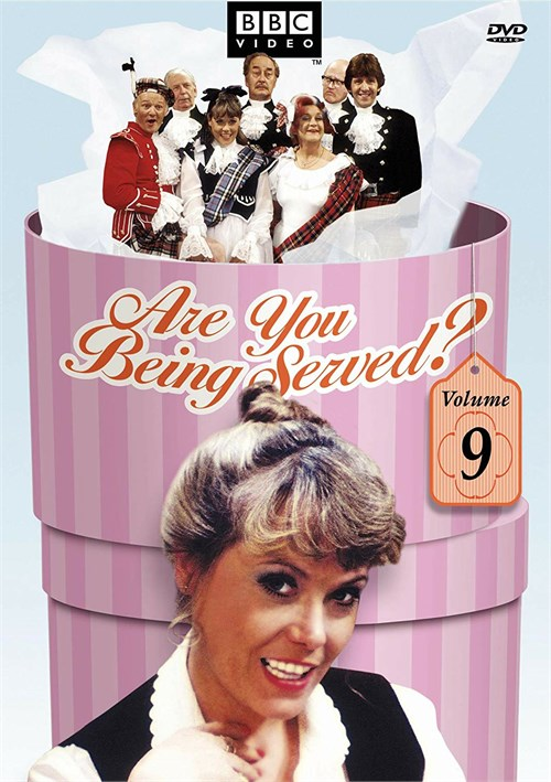 Are You Being Served?: Volume 9 Movie