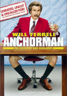 Anchorman: The Legend Of Ron Burgundy - Unrated (Widescreen) Movie
