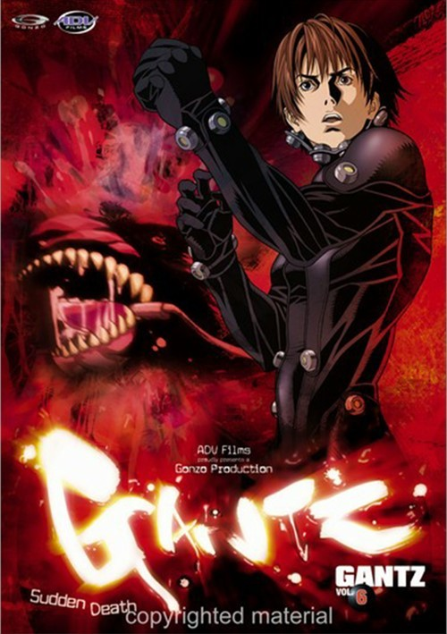 Gantz: Volume 6 - Sudden Death Movie