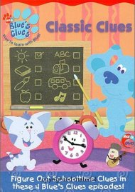 Blues Clues 2 Pack: Classic Clues / Bluestock Movie