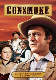 Gunsmoke: 50th Anniversary Edition - Volume 1 Movie