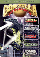 Godzilla 5 Pack Movie