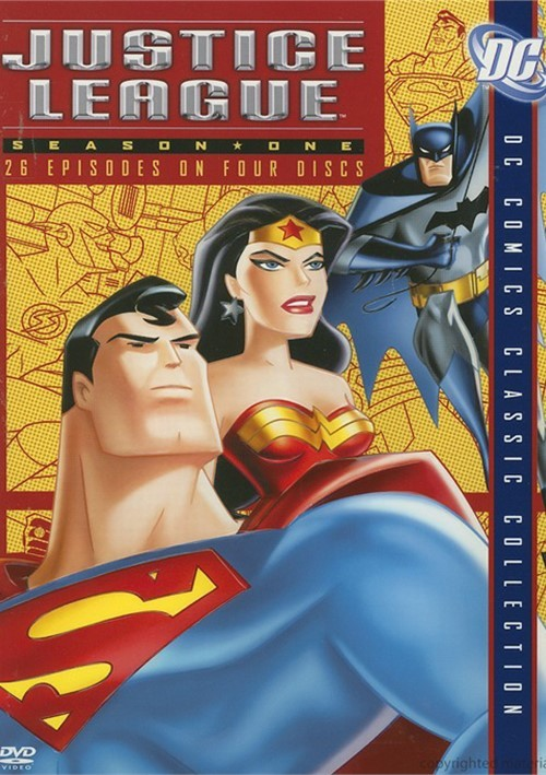 Justice League Of America: Season One Movie