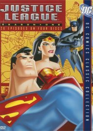 Justice League Of America: Season One Movie