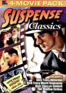 Suspense Classics: 4 Movie Pack - Volume 1
