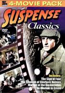Suspense Classics: 4 Movie Pack - Volume 2