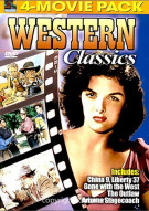 Western Classics: 4 Movie Pack -  Volume 2