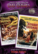 Viking Women And The Sea Serpent / Teenage Caveman (Double Feature)