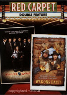 Red Carpet Double Feature: Suicide Kings / Wagons East!