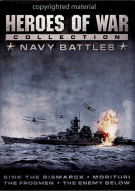 Heroes Of War Collection: Navy Battles