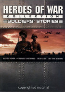 Heroes Of War Collection: Soldiers Stories