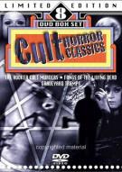 Cult Horror Classics: Limited Edition 8 DVD Box Set