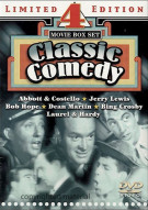 Classic Comedy: Limited Edition 4 Movie Box Set