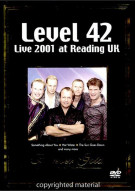 Forever Gold: Level 42 - Live 2001 At Reading UK