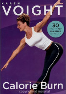 Karen Voight: Calorie Burn