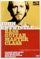 John Entwistle: Bass Guitarmaster Class
