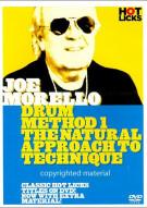 Joe Morello: Natural Approach To Technique