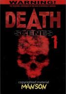 Death Scenes: Volume 1 - Manson