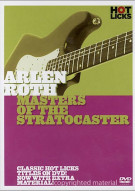 Arlen Roth: Masters Of The Stratocaster