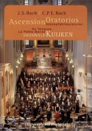 J.S. Bach / C.P.E. Bach: Ascension Oratorios - La Petite Bande, Sigiswald Kuijken